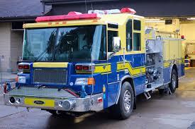 100 Fire Truck Parts Just Advertised 1998 Pierce Quantum Rescue Pumper Pierce
