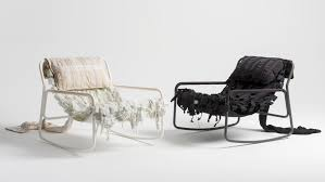 Layer And Raeburn Design Furniture Collection From Recycled ...