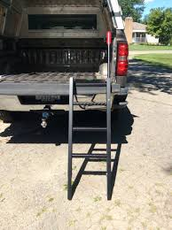 StepDaddy Ladder | Pickup Truck Tailgate Ladder | Flint, MI