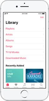 Add and music shows and movies from the Apple Music catalog Apple Support
