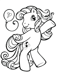Typical My Little Pony Coloring Picture D8325 Pages Pinkie Pie Page Colouring Various Printable