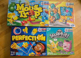 My Favorite Was Mouse Trap And Operation Playing Board Games Is A Great Way To Spend Time With Your Child Have Them Rewind After Long Day At School