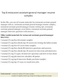 Sample Resume For Restaurant Manager Best Of School Essays Cheap Editing Services Free