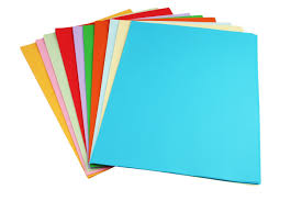 Interesting Ideas Color Paper Sinar Premium A4 For Photocopy Art Craft 100 Sheets