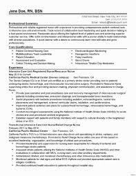 Icu Nurse Resume Sample Lovely Critical Care Nursing Examples Intoysearch