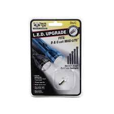 nite ize lrb 07 pr led bulb upgrade replacement for most c d