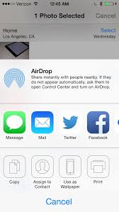 AirDrop iphone to MacBook Ask Different