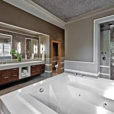 75 beautiful ceramic tile bathroom with a tub pictures