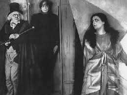 the birth of the horror film german expressionism and the cabinet