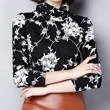 popular ladies black tunic tops buy cheap ladies black tunic tops