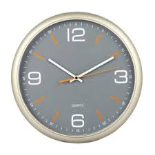 Contemporary 118 Round Wall Clock