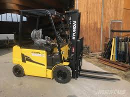 Hyundai -25bh-9 - Electric Forklift Trucks, Year Of Manufacture ... Counterbalance Forklift Trucks Electric Hyster Cat Lift Official Website Your Guide To Buying A Used Truck Dechmont Trinidad Camera Systems Fork Control Hss Combilift Unveils New Electric Muldirectional Bell Limited Mounted Forklifts Palfinger Hire Uk Wide Jcb Models Nixon Maintenance Tips Linde E3038701 Forklift Trucks Material Handling