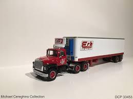 100 Diecast Promotions Trucks