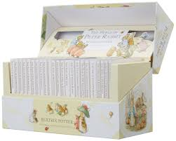 Peter Rabbit Bedding by The World Of Peter Rabbit Collection 23 Books Hardback