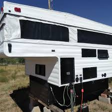 100 Pop Up Truck Camper Slide In UP For Full Size 8 Bed For Sale In Arivaca Arizona Tiny House Listings