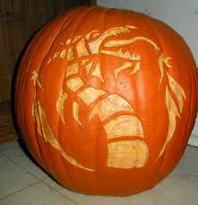 Maleficent Pumpkin Template by Maleficient Dragon Pumpkin Carving By Brightphoenix10 On Deviantart
