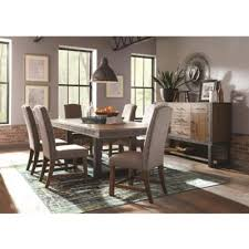 Large Picture Of Atwater 107720P 6 Pc Dining Set