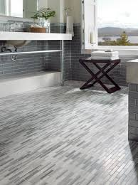 Galvano Charcoal Tile Bathroom by Decor Enchanting Bathroom Decor With Classy Grey Old Country Tile
