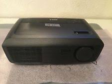 Dell 2400mp Lamp Hours by Dell S Video Computer Projectors Ebay