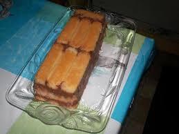 dessert avec des boudoirs recette de gateau au chocolat par nicolase