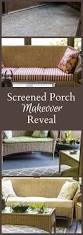 Patio Mate 10 Panel Screen Room by Screened Porch Makeover Reveal Hearth U0026 Vine