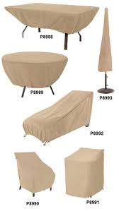 Furniture Covers Heavy Weight Fabric Protects From Harsh Weather