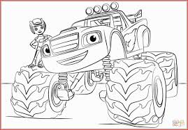 How To Draw A Monster Truck 68861 Monster Truck Coloring Pages ...