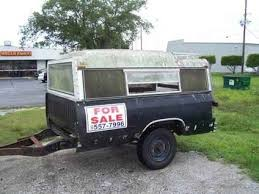 $200 Pickup Bed Trailer for sale in Clearwater Florida Classified