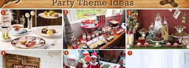 Unique Corporate Christmas Party Themes