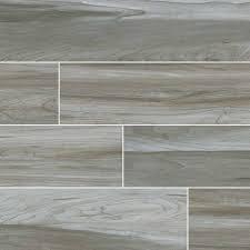 ms international carolina timber gray tile flooring