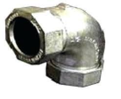2 ips galvanized long compression coupling warren pipe and supply