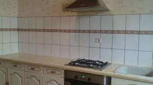 frise faience cuisine recouvrir carrelage cuisine maison design bahbe com
