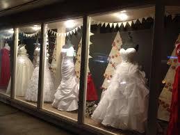 Window Displays Bridal Display Images Boyfriends Shop Urban Street With Walking People Clothing
