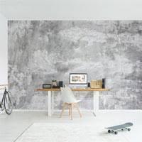 tapete betonoptik in premium qualität kaufen klebefieber