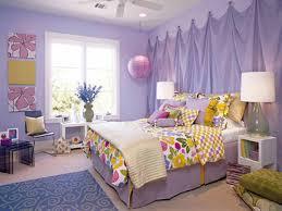 Lilac Bedroom Walls