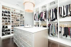 u shaped custom shoe shelves contemporary closet