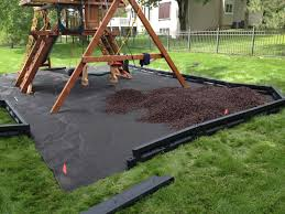 Weed Barrier, Borders And Mulch Under A Playset. | Playground ... Wonderful Green Backyard Landscaping With Kids Decoori Com Party 176 Best Kids Backyard Ideas Images On Pinterest Children Games Backyards Awesome Latest Low Maintenance Landscape Ideas For Fascating Kidsfriendly Best Home Design Ideas Garden Small Edging Flower Beds Home Family Friendly Outdoor Spaces Patio Decks 34 Diy And Designs For In 2017 Natural Playgrounds Kid Youtube Garten On A Budget Rustic Medium Exterior Amazing Decoration Design In Room Wallpaper