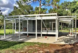 100 Architect Paul Rudolph Replica Of S Iconic 1952 Beach Cottage Ready For Visitors