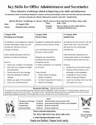 List Of Skills Strengths For Resume New Key Examples Good Cv It Example Job To In