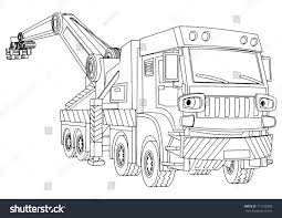Cartoon Happy Truck Coloring Page Isolated Stock Vector (Royalty ... Image Christmas Dump Truck Coloring Pages 13 Semi Save Coloringsuite Fire 16 Toy Train Alphabet Free Garbage Page 9509 Bestofloringcom Book Thejourneysvicom Bookart Exhibitiondump All About Of Coloring Page Printable Monster For Kids Get This Awesome Car With Stickers At Suddenly Ford Best Cherylbgood Lego Juniors Stuck