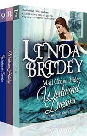 Montana Mail Order Bride Box Set Westward Series Books 7