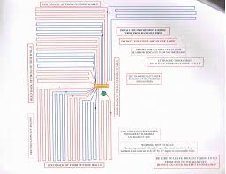 Pex Radiant Floor Heating by Hydronics 400ft 1 2