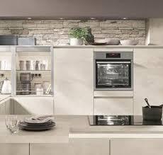 offene wohnküche ohne griffe fronten line n nobilia