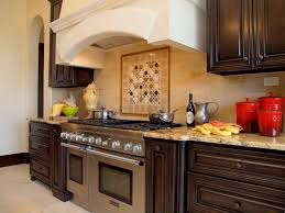 kitchen backsplashes light brown kitchen cabinets tile