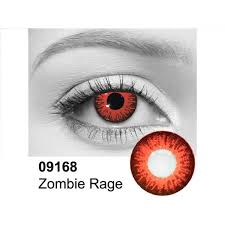 Magic Array Cosplay Red 12 Month Contact Lenses StunningLens