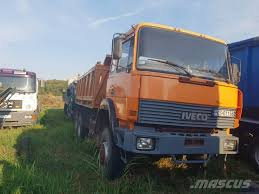 100 6x6 Trucks For Sale Used Iveco 26030 6X6 Dump Year 1996 Price US 16893 For