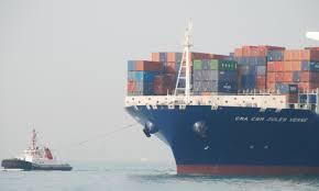 a quoi ressemble le plus grand porte conteneur du monde