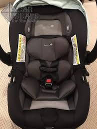 Safety 1st OnBoard 35 LT Review - Car Seats For The Littles