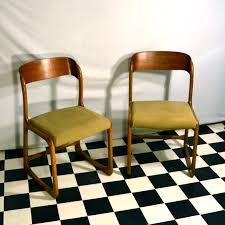 chaise traineau baumann chaise baumann traineau design à la maison