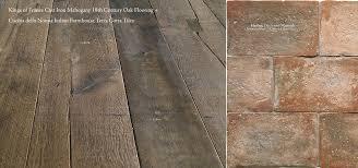 antique oak floors limestone tile belgian bluestone